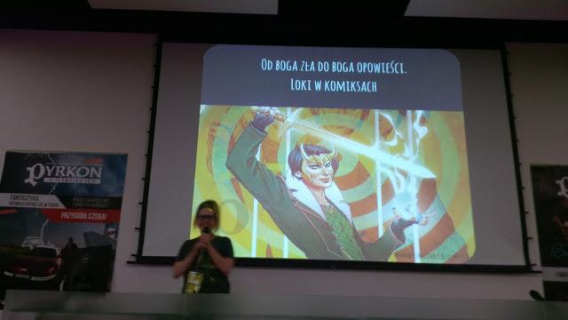Loki w komiksie Pyrkon 2016